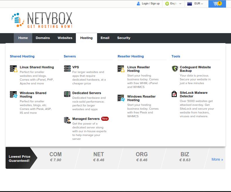 netybox
