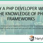 Employ a PHP Developer With all the Knowledge of PHP Frameworks