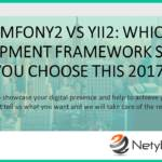 Symfony2 vs Yii2: which development framework should you choose this 2017?