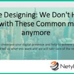 Website Designing: We Don't Have to Live with These Common myths anymore