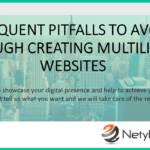 Frequent Pitfalls to Avoid Although Creating Multilingual Websites