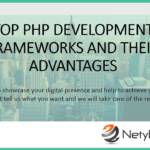 Top PHP Development Frameworks and Their Advantages