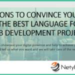 5 Reasons to Convince You That PHP Is the Best Language for the Web Development Project